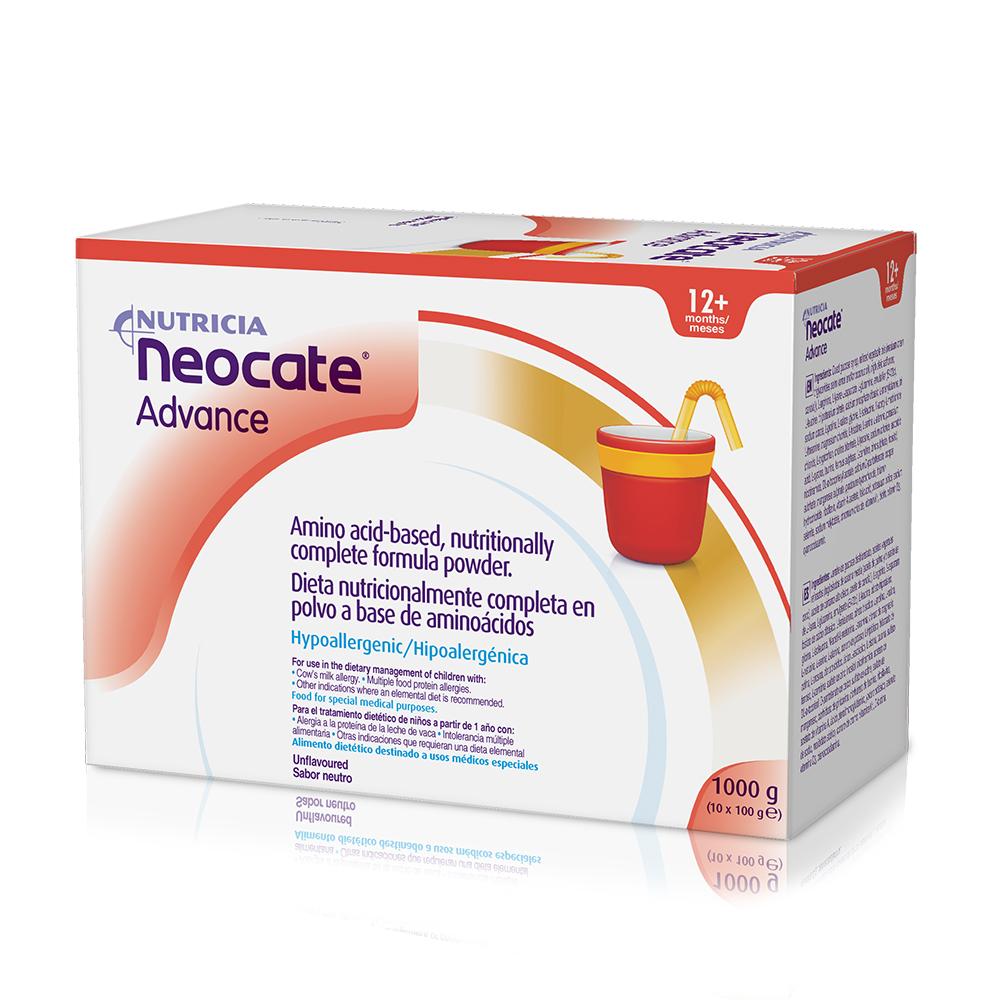 Neocate advance caja roja